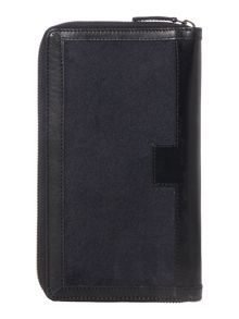 Linea A5 Suede Document Holder