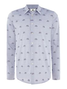 PS By Paul Smith Animal Filcoupe Shirt