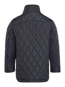 Joules Boys Quilted Coat with Pockets