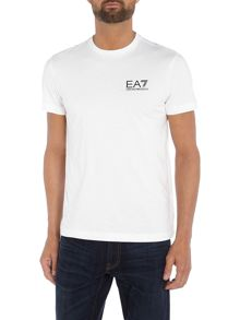 EA7 EA7 Short Sleeve Train Core ID Crew Neck Tee