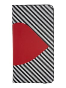 Lulu Guinness Multi 50:50 travel wallet