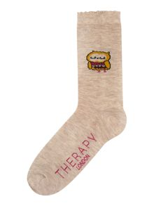Therapy All over owl socks