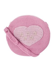 Benetton Girls Heart Bag
