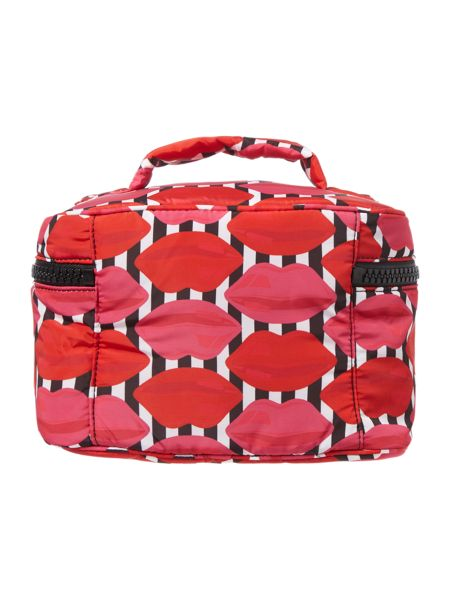 Lulu Guinness Multi lips makeup case