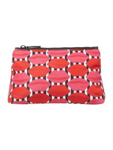 Lulu Guinness Multi lips make up bag