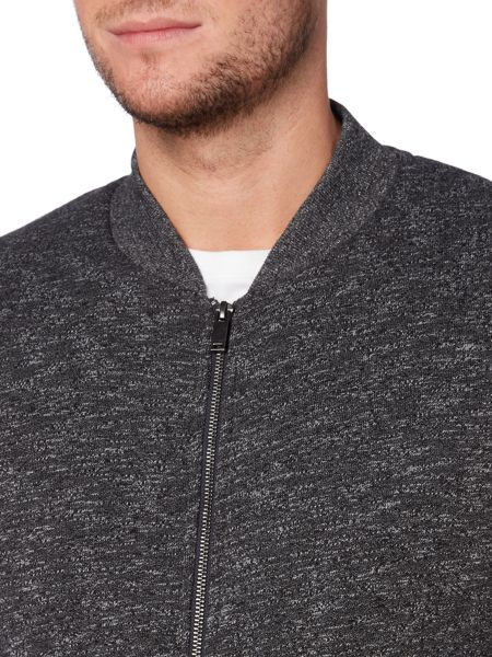 Linea Melune Lined Grindle Baseball Neck Sweat