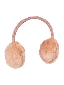Therapy Faux Fur Ear Muff