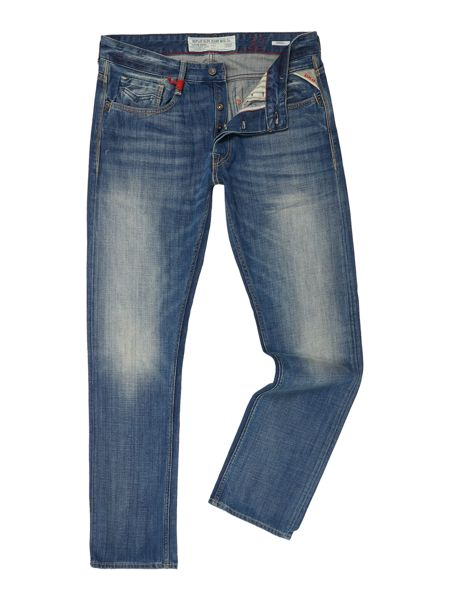 Replay Newbill Comfort Fit Jeans