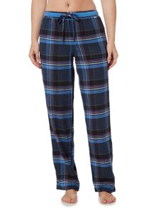 DKNY Plaid town check pant