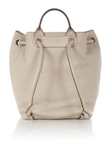 Michael Kors Dalia grey large backpack