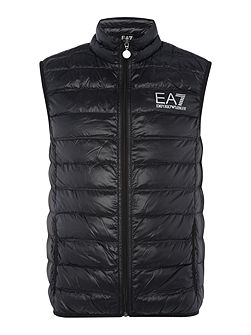 Train Core ID Down Vest