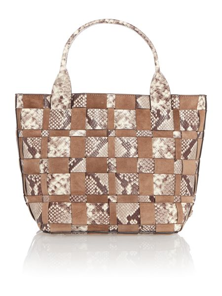 Michael Kors Vivian multi medium tote bag