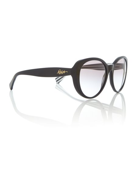 Ralph Black cat eye 0RA5212 sunglasses