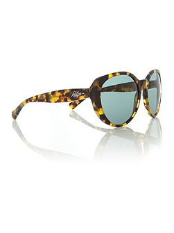Tortoise cat eye 0RA5212 sunglasses