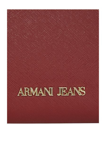 Armani Jeans Red small crossbody bag