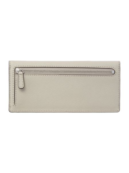 Michael Kors Jetset travel neutral flat flap over purse