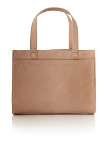 Armani Jeans Taupe medium tote bag