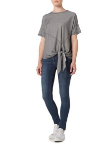 Label Lab Double faced side tie top