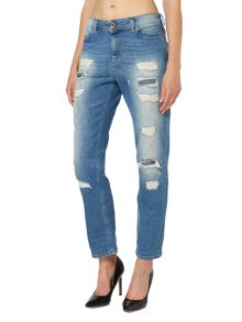 Diesel Reen 0674Q regular straight jeans leg 30