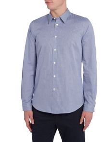 PS By Paul Smith Small Gingham Shirt