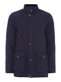 The Pembroke Waxed Cotton Quilted Jacket