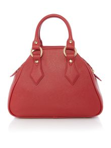 Vivienne Westwood Divina red medium dome bag