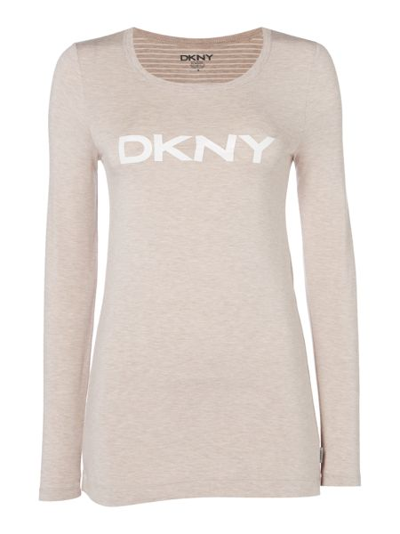 DKNY Logo modal lounge top