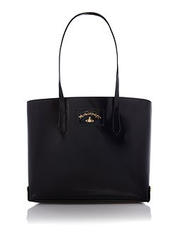 Newcastle black large tote bag