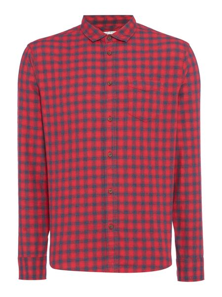 Criminal Hamstead Brushed Check Shirt