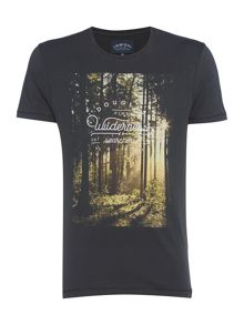 Criminal Kai Wilderness Photo Design Tee