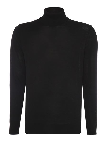PS By Paul Smith Merino Roll Neck Knit