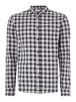 Frost Marl Check Shirt