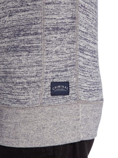 Criminal Billy Marl Crew Sweater