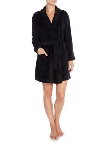 DKNY Short folded robe