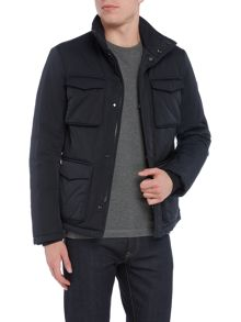 Armani Jeans 4 Pocket funnel neck jacket