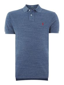 Polo Ralph Lauren Custom-Fit Short-Sleeve Polo Shirt