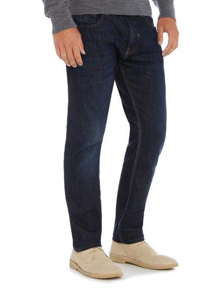 Duck and Cover Boxren tapered jeans