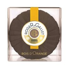 Roger & Gallet Bois d`Orange Round Soap in Travel Box 100g