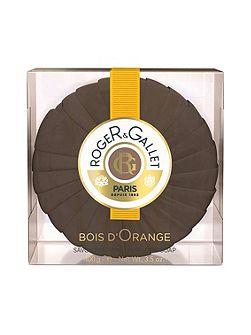 Bois d`Orange Round Soap in Travel Box 100g