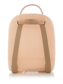 Furla Pink mini backpack