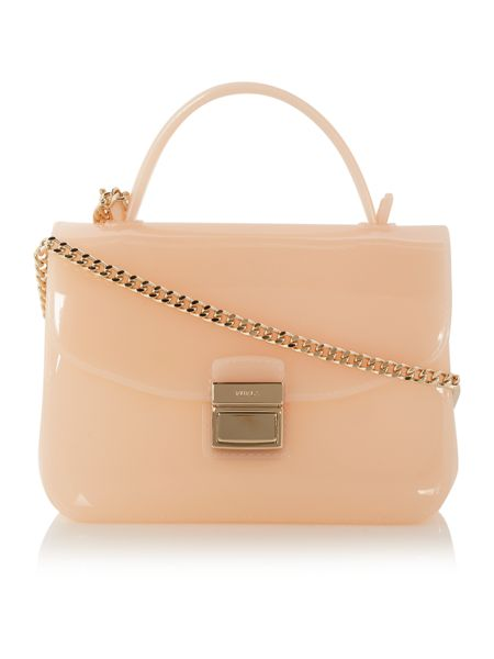 Furla Pink mini crossbody bag