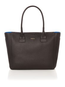 Furla Black medium tote bag