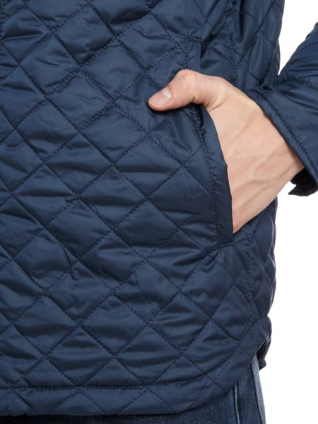 Only & Sons Quilted Zip-Through Jacket