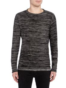 Only & Sons Reverse Marl Knitted Jumper
