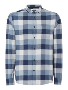 Criminal Cove Herringbone Shirt