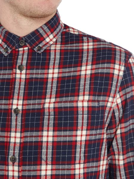 Criminal Brody Check Shirt