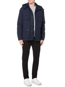 Criminal Begbie 4 Pocket Parka