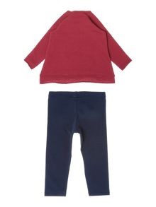 Benetton Girls Its All Good Tracksuit Set