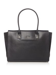 Furla Black ew tote bag