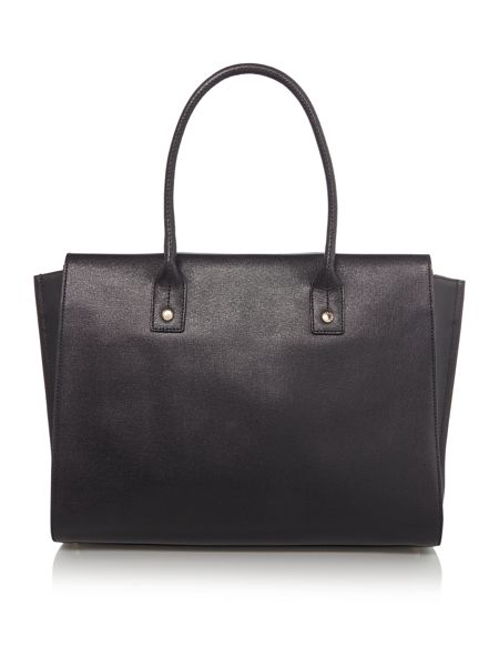 Furla Black tote bag